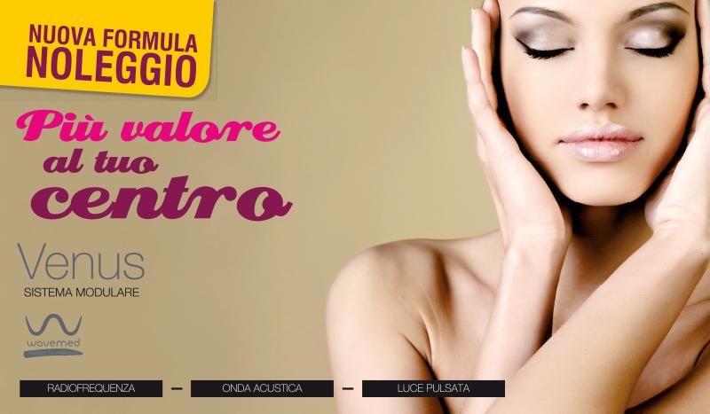 Noleggio Attrezzature Centro Estetico Centro Benessere Beauty SPA